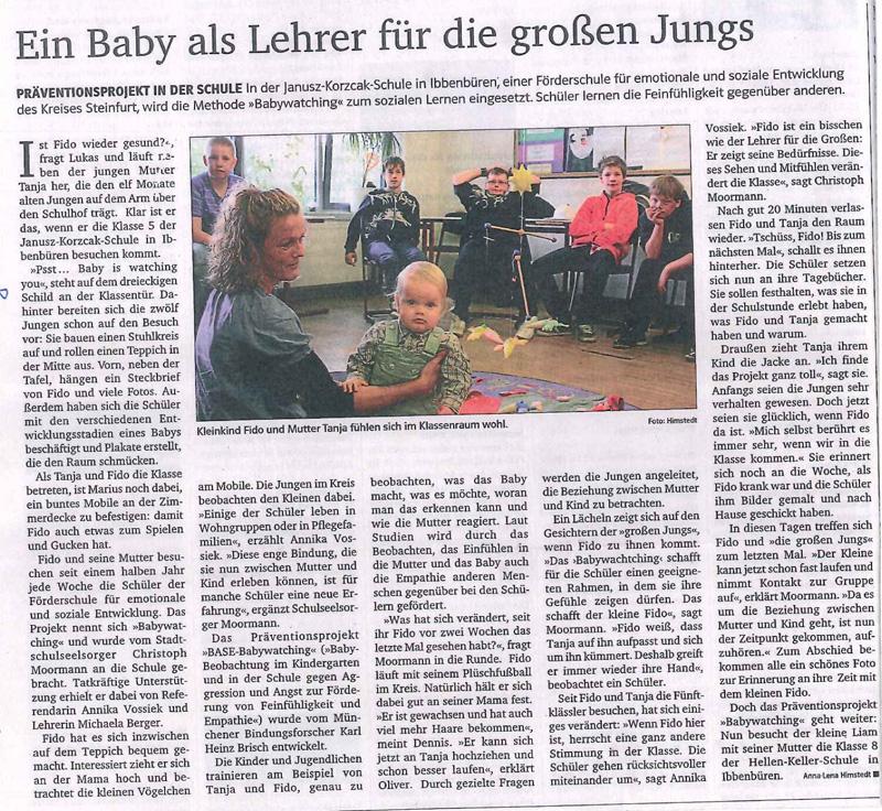 Babywatching 2012
